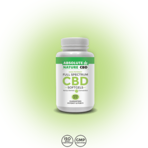 full spectrum CBD softgels