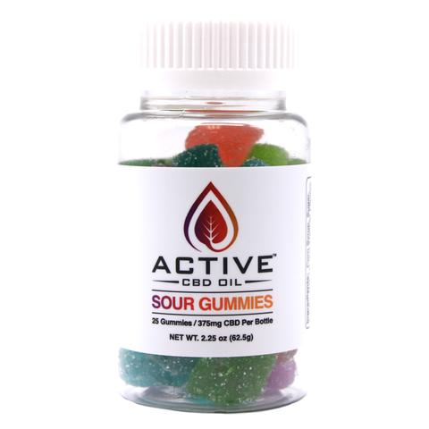 active cbd gummies