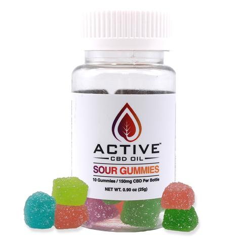 cbd oil gummy