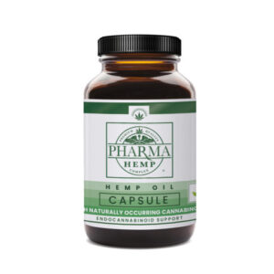 Hemp CBD Oil Capsules 25mg/30ct
