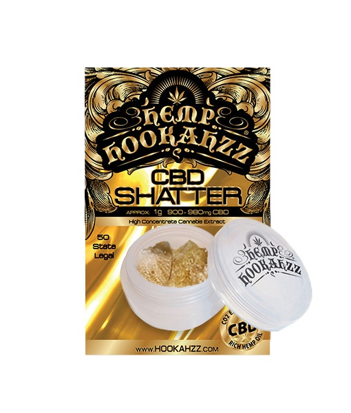 CBD Concentrate Shatter