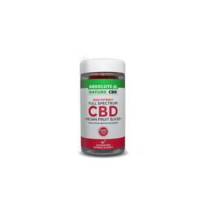 Full Spectrum CBD Fruit Slice Gummies – 30mg