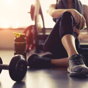 CBD and Exercise. Be Healthy and Productive